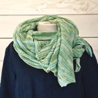 Patroon Ribbel Ribbel sjaal