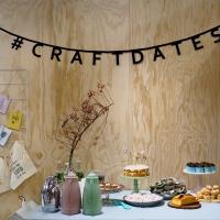 Craft dates boekfeestje